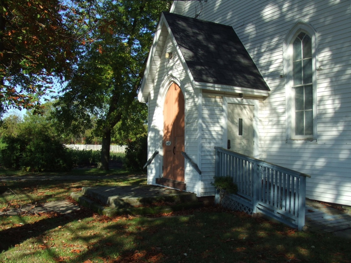 Louth United Church (disbanded 2006)