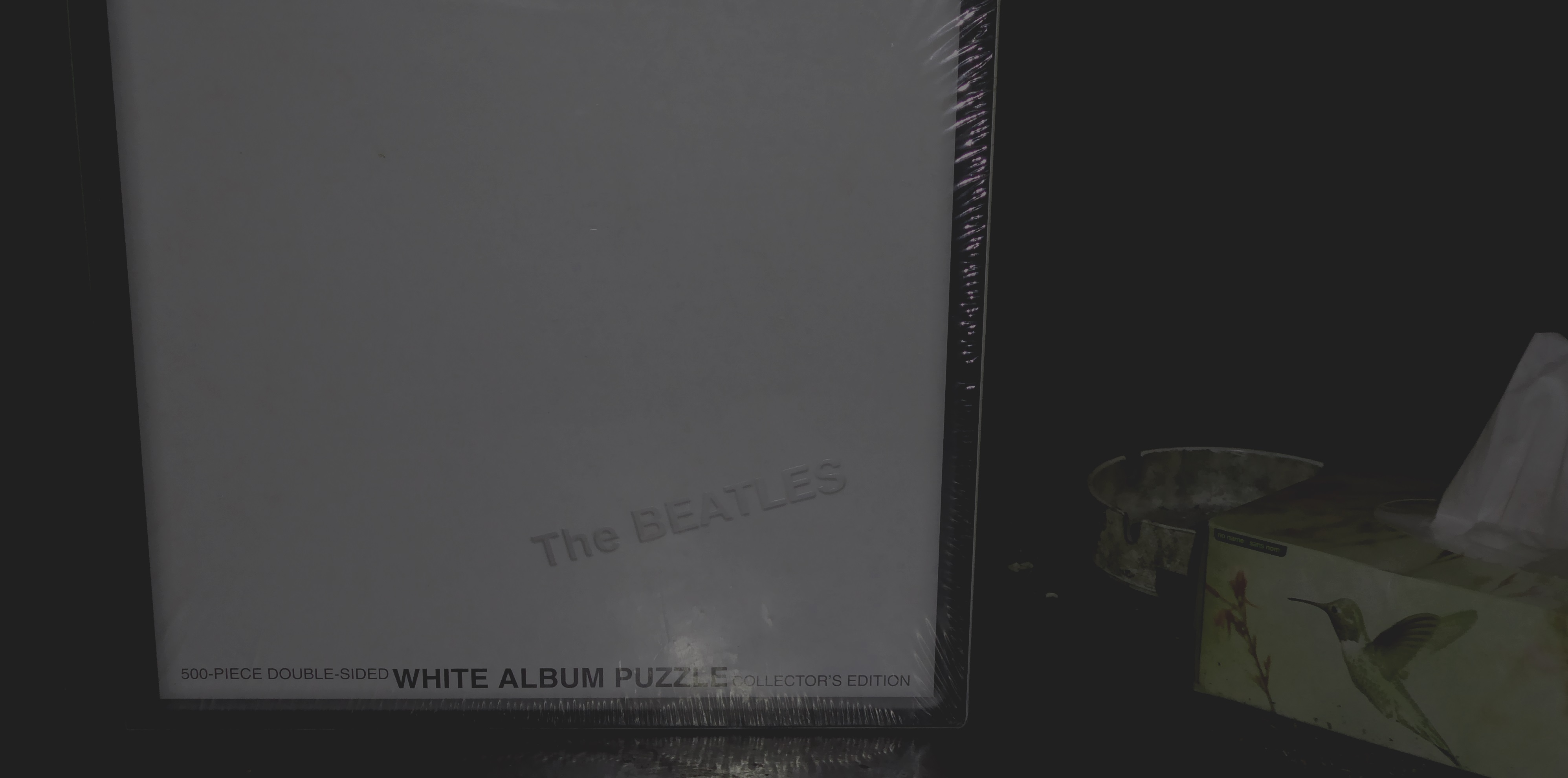 The White Album puzzle